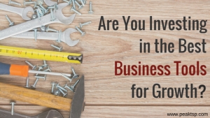 investing in the best business tools for growth