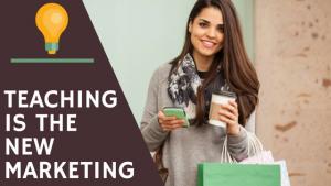 content marketing teaching