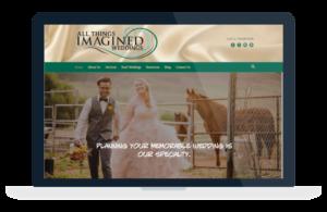 all things imagined website design and development flowood brandon jackson ms