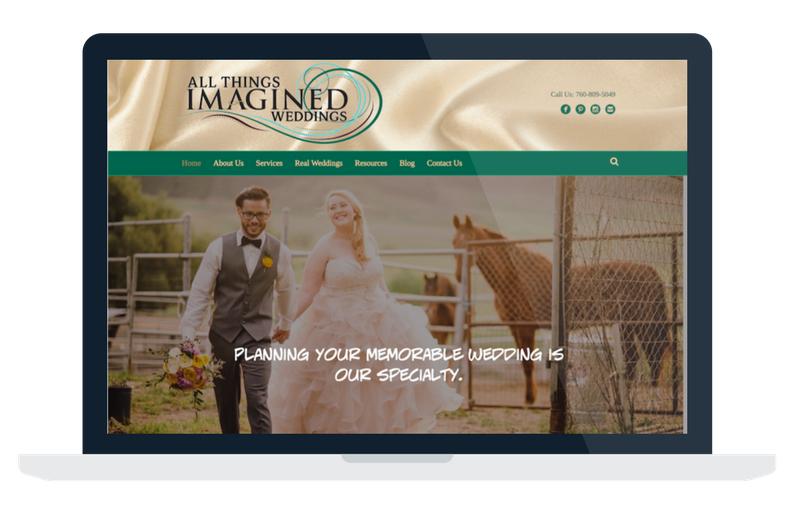 all things imagined website design and development flowood brandon jackson ms