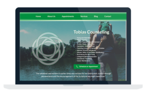tobias counseling website design and development flowood brandon jackson ms
